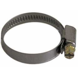 PACK OF OF 10 COLLARS OF CLAMP STAINLESS 12-20MM