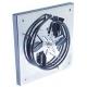 MOTEUR VENTIALTEUR COMPLET 240X240MM 2400W 230V TYPE R2K150-AC43-65 - TIQ77003