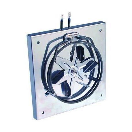 TIQ77018-MOTEUR VENTILATEUR COMPLET 240X240MM 2400W 230V 50/60HZ