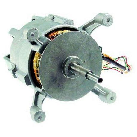 MOTEUR LM/FB80-4/6 190-60W 230V 50/60HZ 1.6-0.75A 12.5æF - TIQ77150
