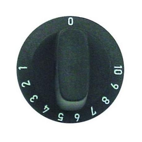 MANETTE THERMOSTAT 1-10 D28MM - TIQ77200