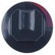 MANETTE D70 NOIRE AXED10X8MM - TIQ77227