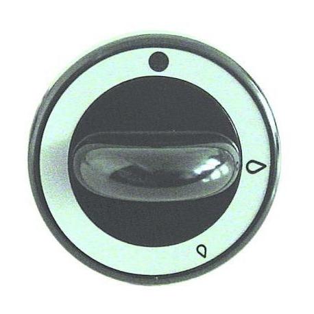 MANETTE ROBINET GAZ D62MM - TIQ77388