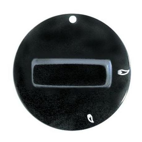 TIQ77380-MANETTE ROBINET A GAZ D50MM