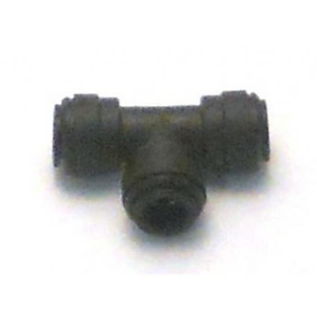 IQN113-RACCORD EN T EGAL 10 MM