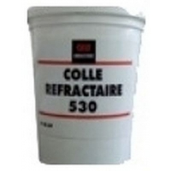 COLLE REFRACTAIRE BEIGE 300G