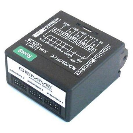 TIQ665504-CENTRALE GIEMME RL0 1.2.3+RL/F