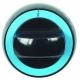 TIQ77347-MANETTE POINT DE REPERE D72MM ORIGINE MODULAR