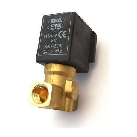 IQ693-ELECTROVANNE ERA-SIB 2VOIES 230-240V AC 50-60HZ ENTREE 1/4F