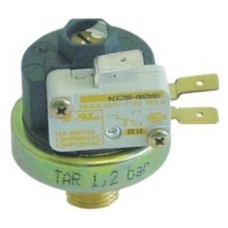 IQ898-PRESSOSTAT 1/4M 1.2B FIXE
