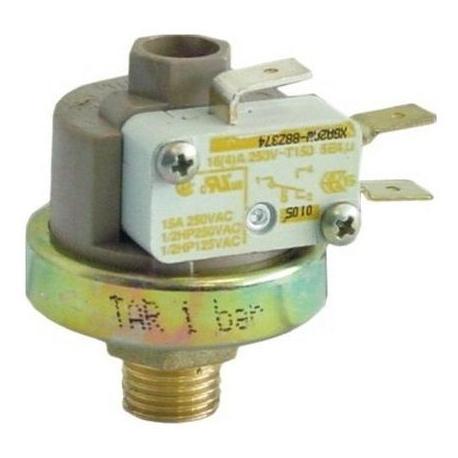 IQ890-PRESSOSTAT 1/4M 1 BAR FIXE