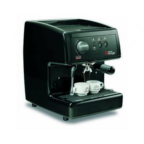 IQ7199-MACHINE A CAFE OSCAR 1GR NOIRE 230V RESEAU D'EAU