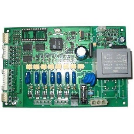 NXQ657-CARTE ELECTRONIQUE AZ04 2M 2GR ORIGINE FUTURMAT