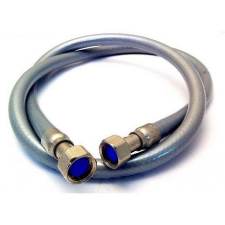TIQ62158-FLEXIBLE GAZ NATUREL L:1500MM ENTREE 1/2F SORTIE 1/2F