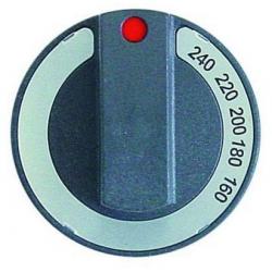 MANETTE 160-240ØC AXE:D6X4.8MM