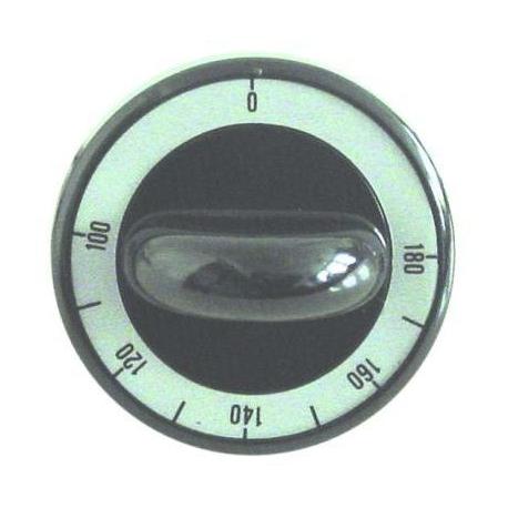 TIQ78585-MANETTE 100Ø-180ØC D62MM ORIGINE MODULAR