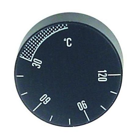 TIQ78588-MANETTE 0-120øC D39MM