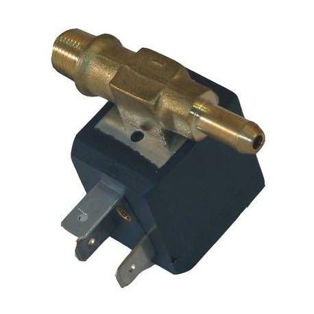 OQ347-ELECTROVANNE 2 VOIES 220V 1/8