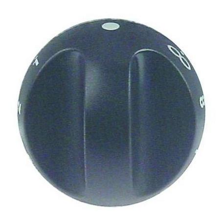 TIQ78532-MANETTE DOSEUR D'ENERGIE D55MM