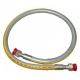 TIQ62148-FLEXIBLE GAZ TOUTINOX 1/2FF