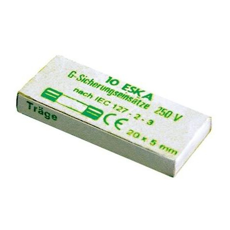 TIQ63671-FUSIBLE 5X20 80MA TEMPORISE