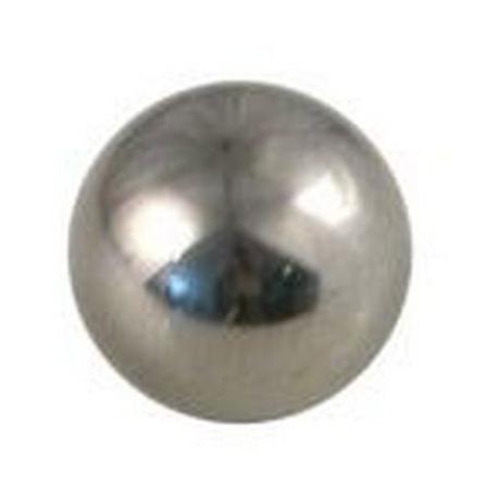 PBQ237-BILLE EN INOX DIAMETRE 10MM