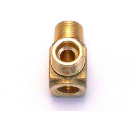 PBQ952234-RACCORD EN T 2X3/8M 1/4F ORIGINE CONTI