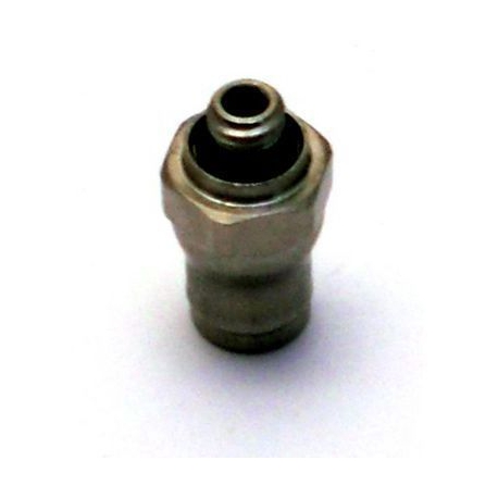 PBQ911054-RACCORD MALE M5 MALE TUBE 4 ORIGINE CONTI
