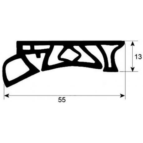 TIQ78991-JOINT POUR CHARIOT SCC201 L:575MM