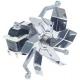TIQ78005-VENTILATEUR AIR CHAUD D150MM