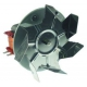 TIQ78007-VENTILATEUR AIR CHAUD D145MM