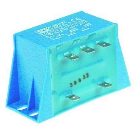 TIQ78003-TRANSFORMATEUR 20VA 200-230/11.5V