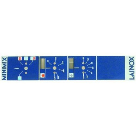 TIQ78215-PLASTRON ORIGINE LAINOX