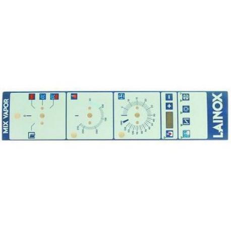 TIQ78226-PLASTRON ORIGINE LAINOX