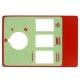 TIQ78223-FACADE DECOR ORIGINE LAINOX