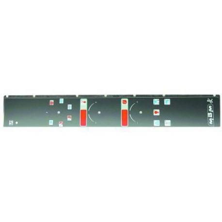 TIQ78367-PLASTRON ORIGINE ITW