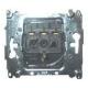 TIQ63895-PRISE INITIA 2P+T 10/16A VIS