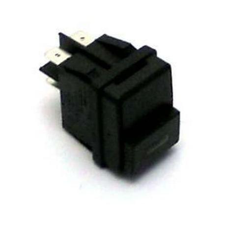 EQ489-INTERRUPTEUR 30X22MM 2POLES 250V 16A NOIR