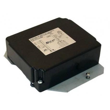 ERQ095-CENTRALE GICAR LC ET VIVA ET VIVA E ET VIVA S1 + 2GR COMPACT