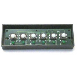 CLAVIER 5-6T COMPLET LEDS