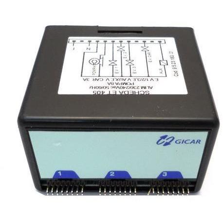 FOQ056-CENTRALE ELECTRONIQUE 2 GR SAB