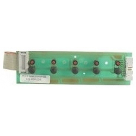 FZQ025-CARTE CLAVIER 2/3/4GR + CABLE