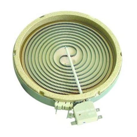 TIQ79759-PLAQUE ELECTRIQUE 1800W 230V í200MM