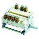 TIQ79886-COMMUTATEUR 0-4 POSITIONS 250V 32A TMAXI 150°C ORIGINE