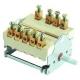 TIQ79889-COMMUTATEUR 0-4 POSITIONS 400V 32A 250V 32A TMAXI 150°C