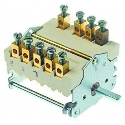 COMMUTATEUR 0-3 POSITIONS 250V 32A TMAXI 150°C ORIGINE
