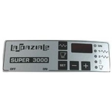 FCQ485-CARTE SUPER 3000 ORIGINE SPAZIALE