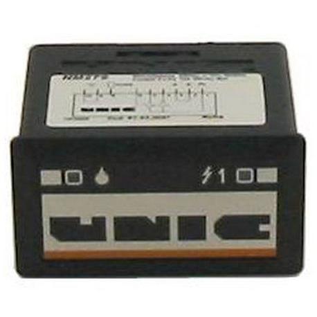 HQ419-BOITIER NIVEAU UNIC XH/ZI/ZH
