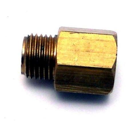 JQ0085-RACCORD 1/4FX1/4M TROU D1.2MM