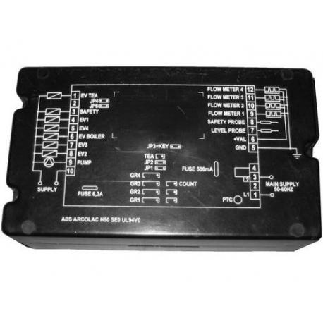 NFQ63545561-CENTRALE 1-3GR UL ES 230V DOSS
